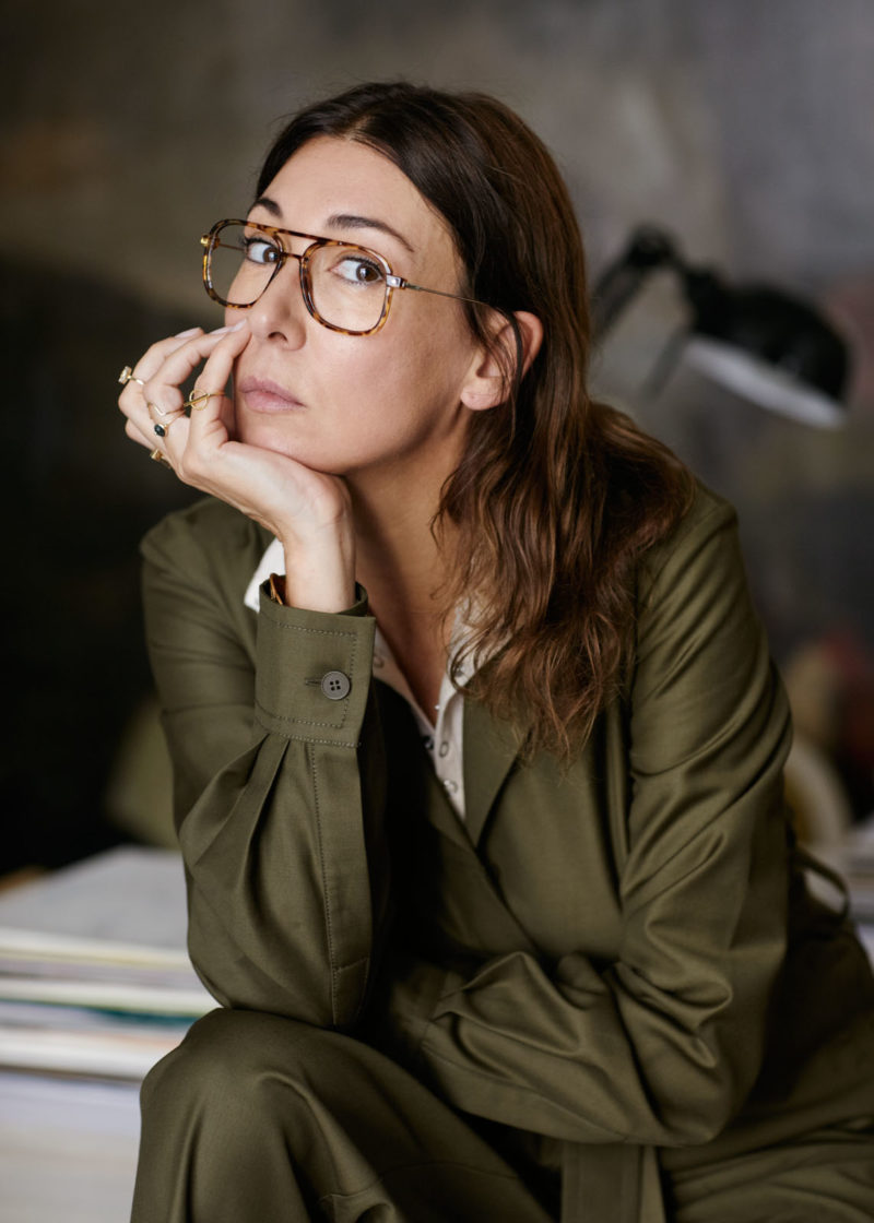 Exklusiv intervju - Camille Bidault-Waddington