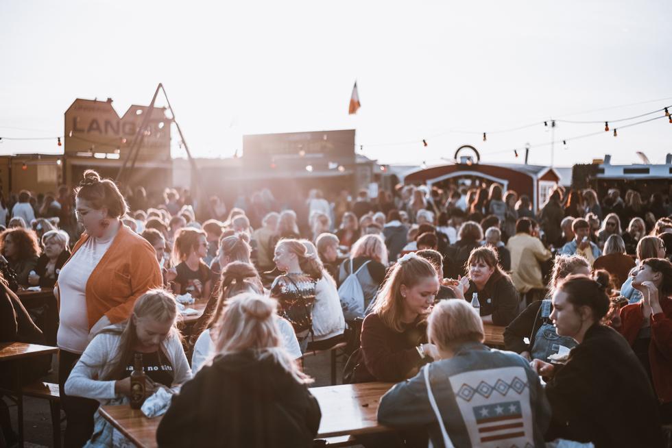 Bilder från Statement festival 2018.
