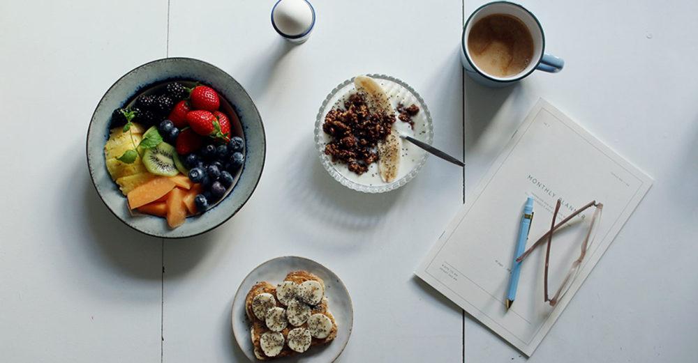 Frukost minskar stress