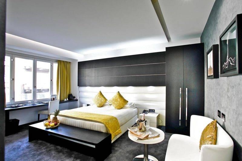 Lyxiga och läckra Style Hotel Milano