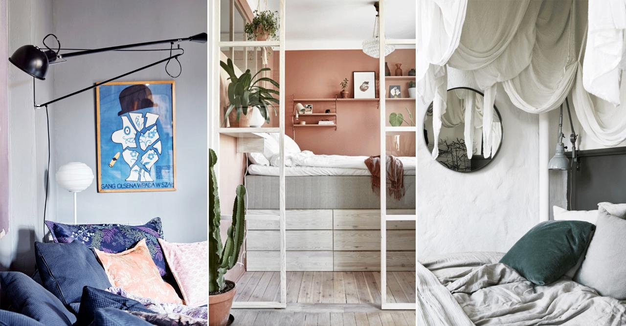 9 compact living tips – i lyxskandinavisk stil | ELLE