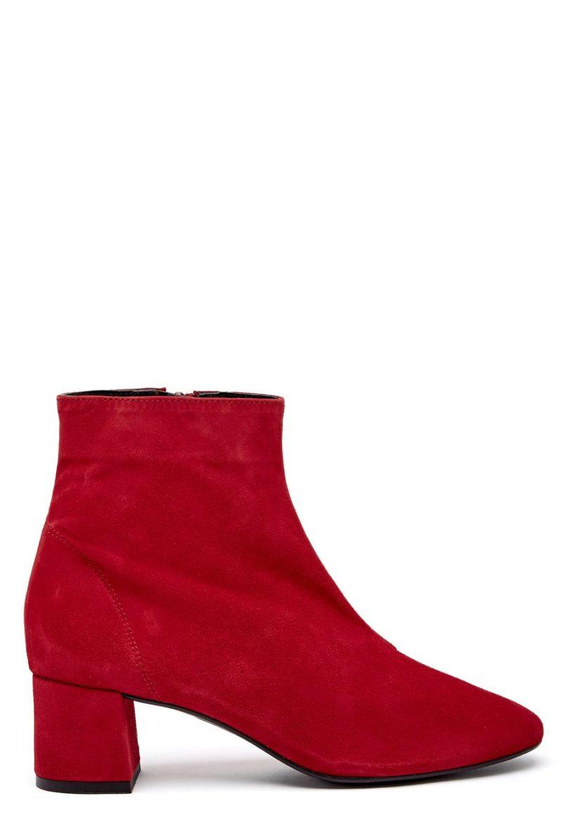 Röda boots från Bubbleroom
