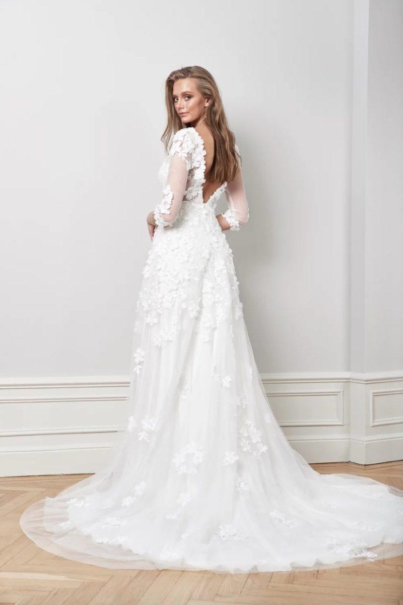 1bac6c77a134 Ska du gifta dig 2019? Här är 21 brudklänningar du kommer vilja ...