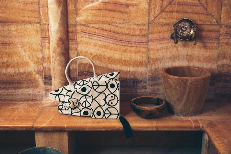 I Rodebjer resort-kollektion ingår även en väska