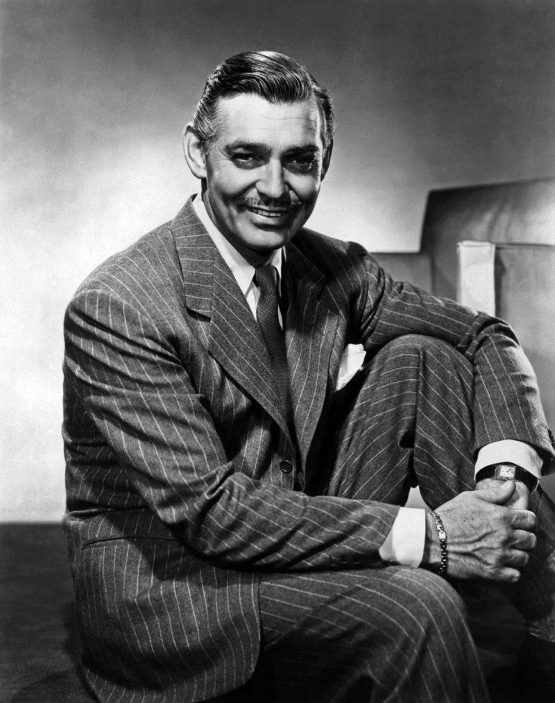 Clark Gable och Cartiers tankklocka