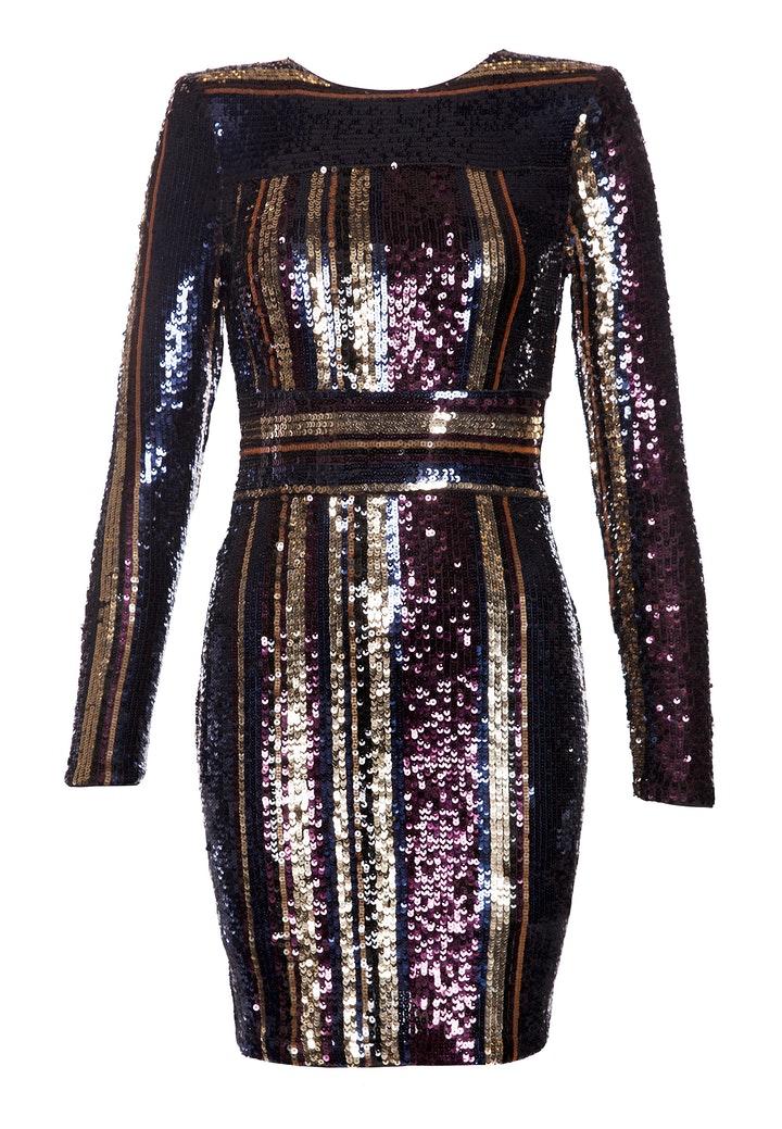 Glittrig klänning från Ivyrevel