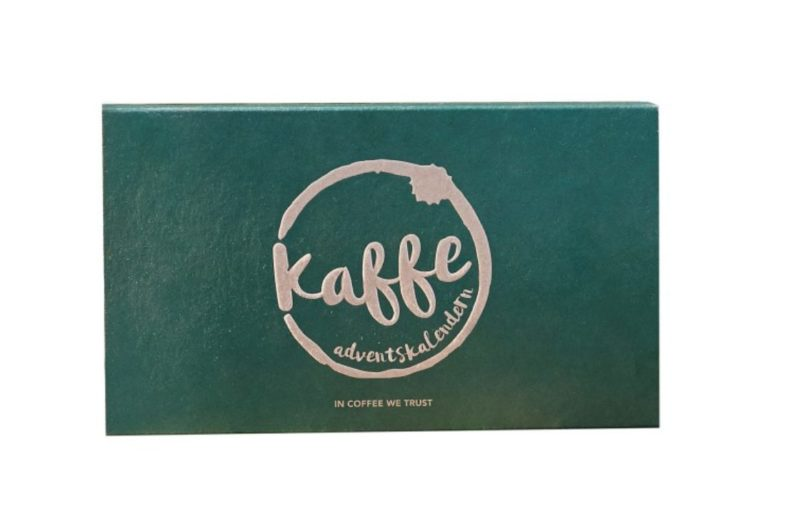 Kaffe adventskalender 2018