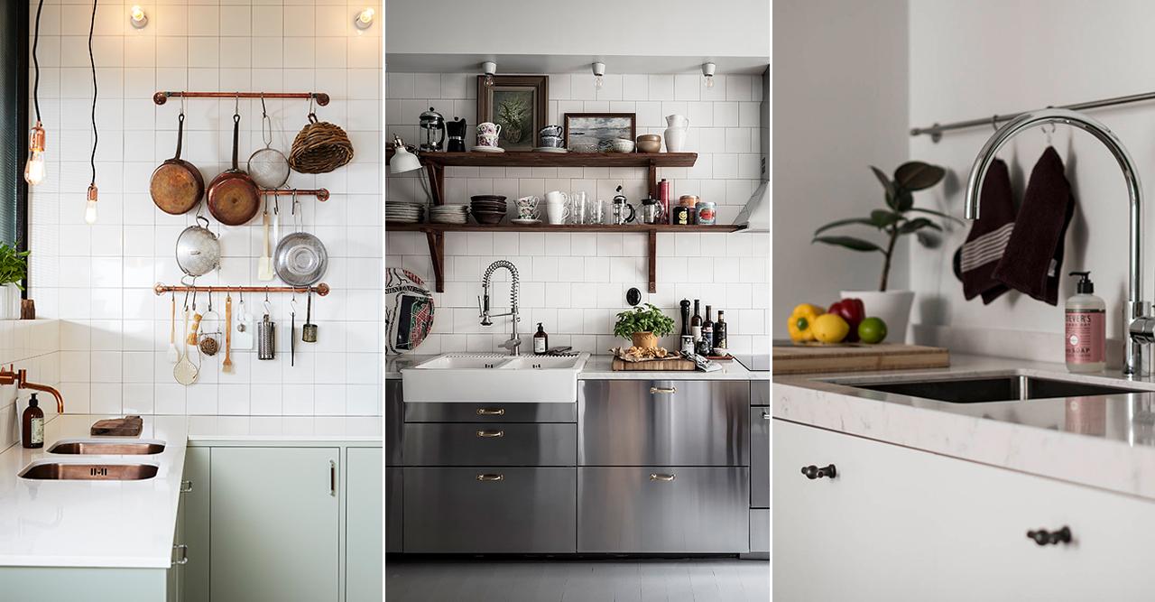 7 inredningsmissar i köket – och hur du löser dem