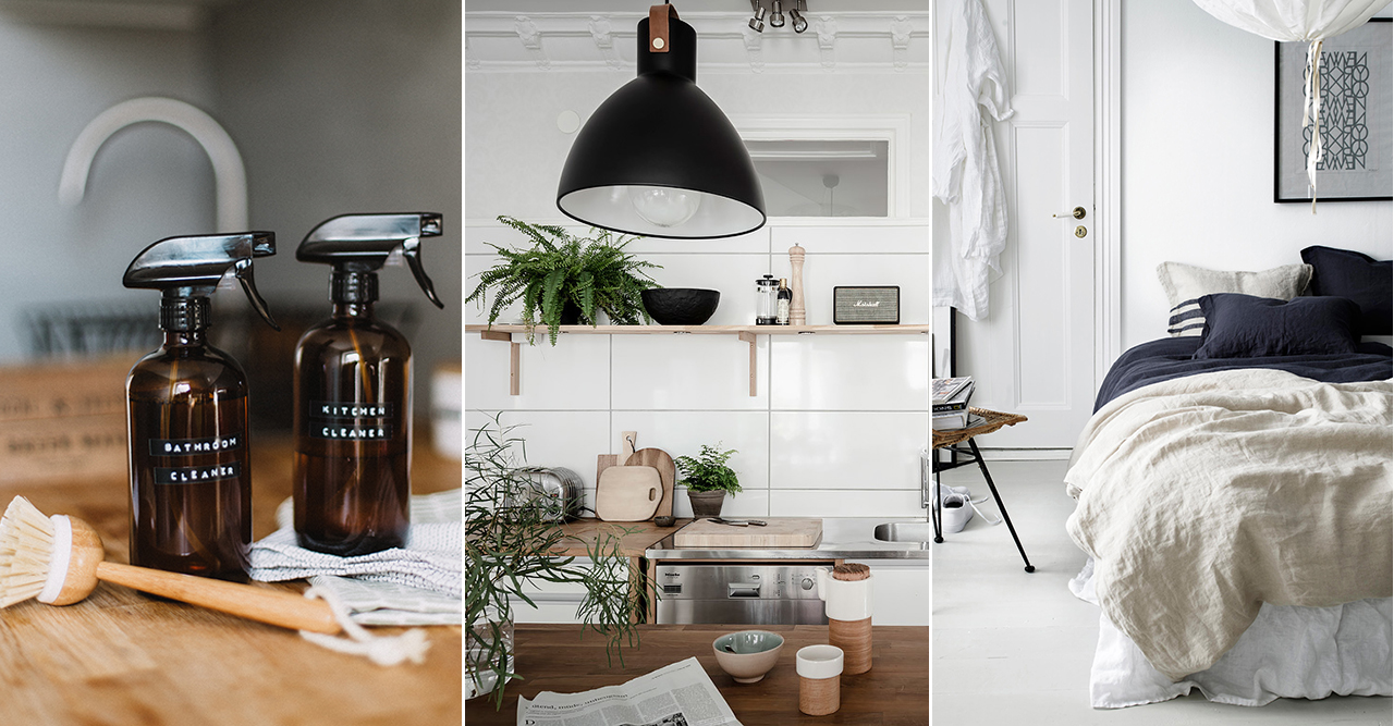 Miljövänliga alternativ till inredningen i hemmets alla rum