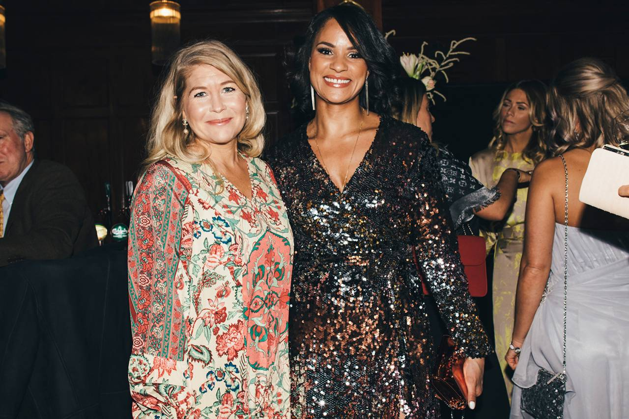 Karin Lindahl, Sassy Ferreira Berild