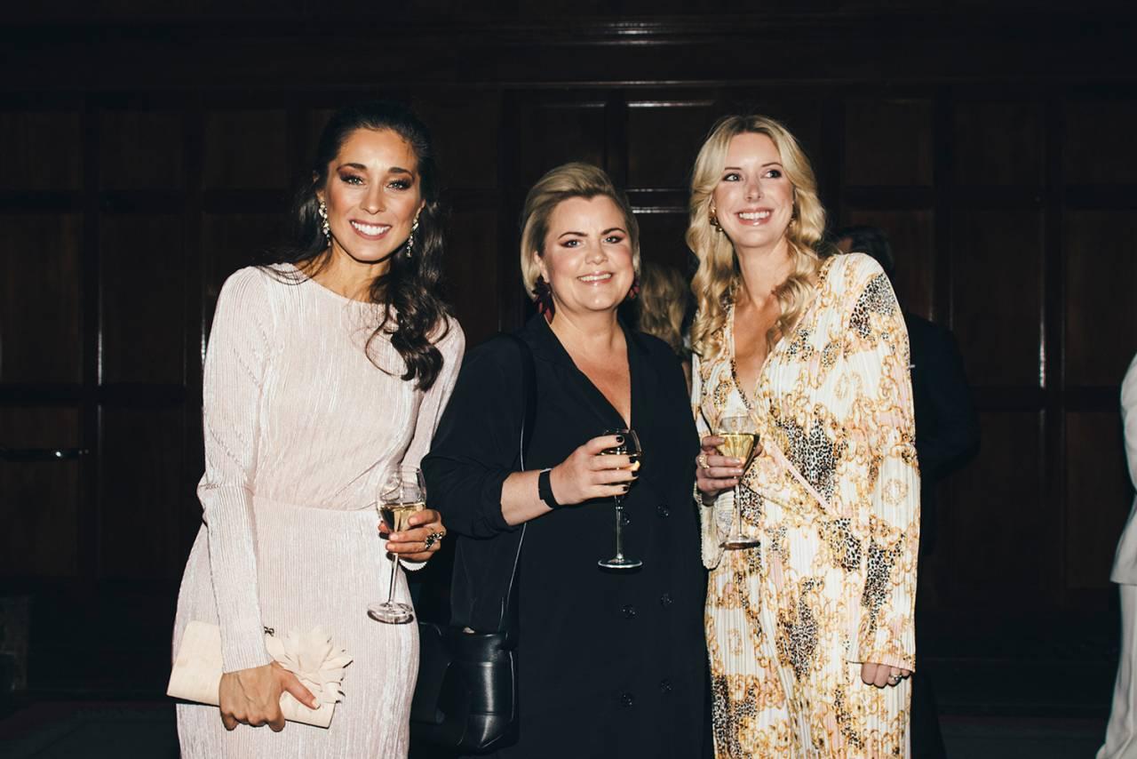 Linda Johansson, Malin Karlunden, Gisela Ambros