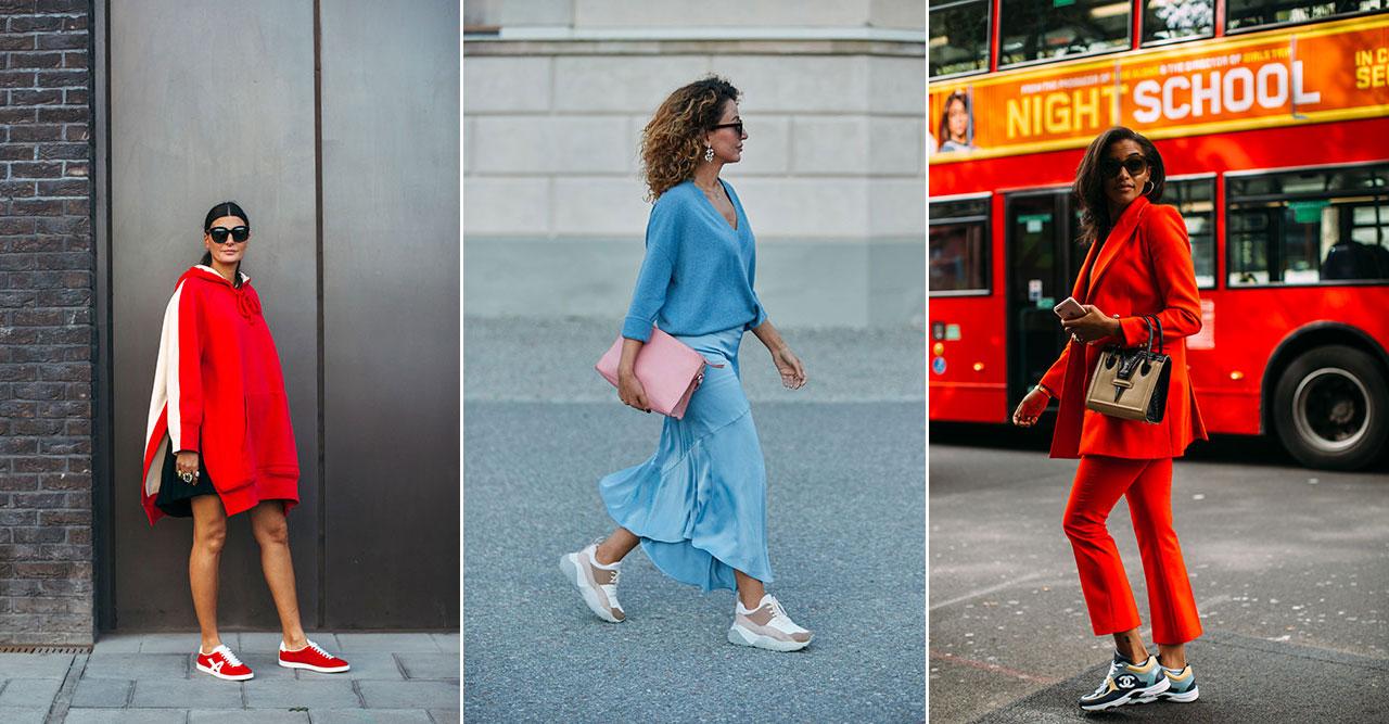 20 snygga och trendiga sneakers du vill bära våren 2019 | ELLE