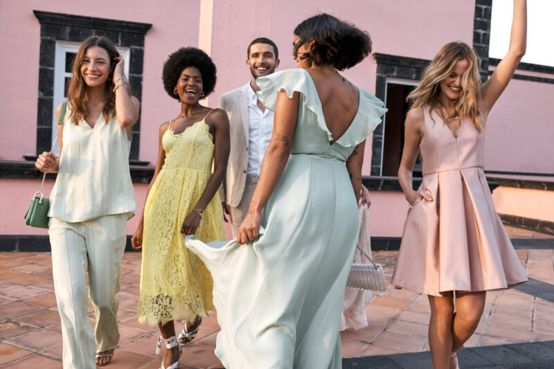 Bröllopskollektion från H&M 2019
