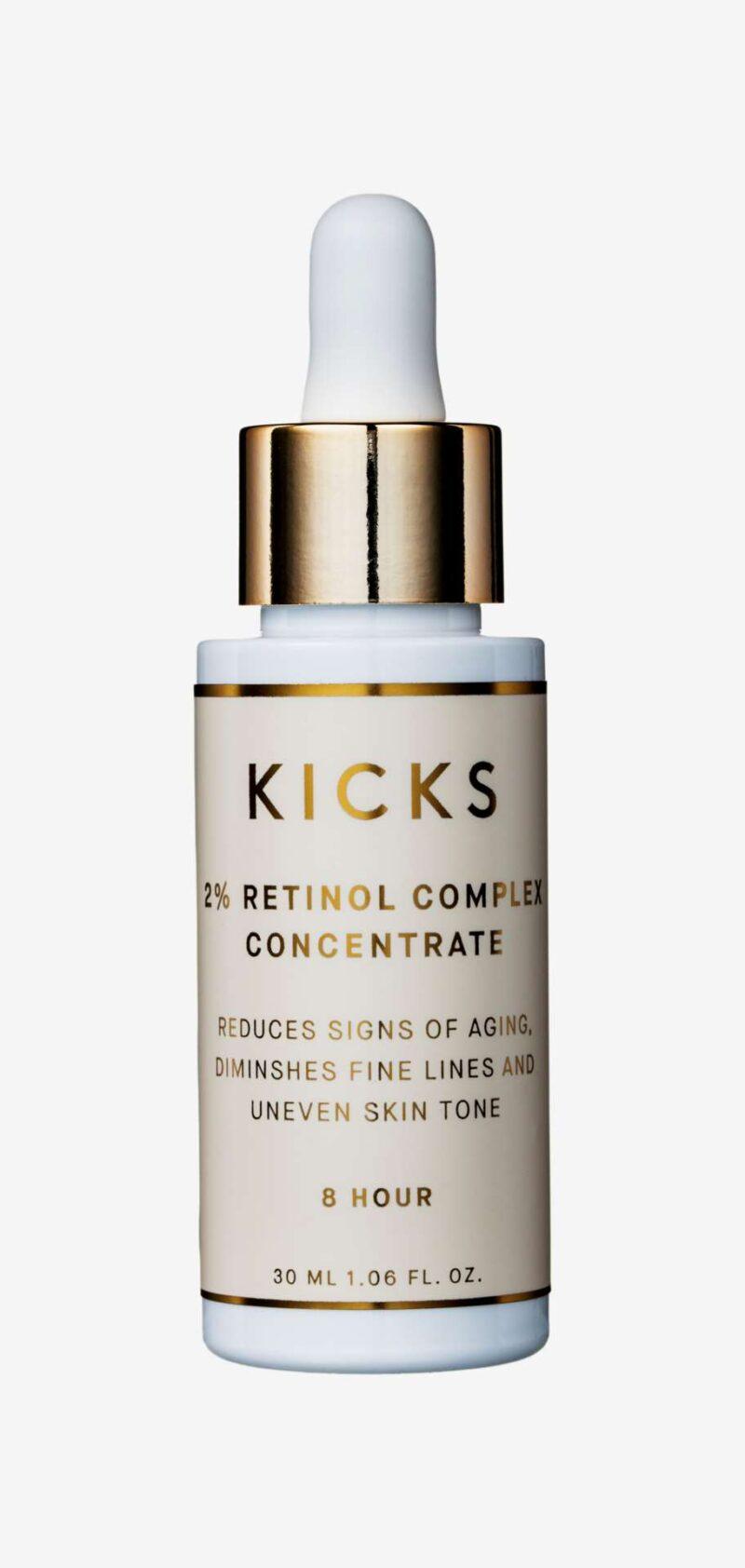 2 % retinol complex concentrate från Kicks Beauty.