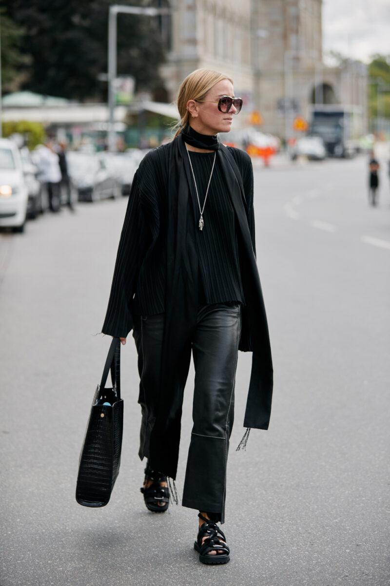 Celine Aagaard Köpenhamns modevecka streetstyle