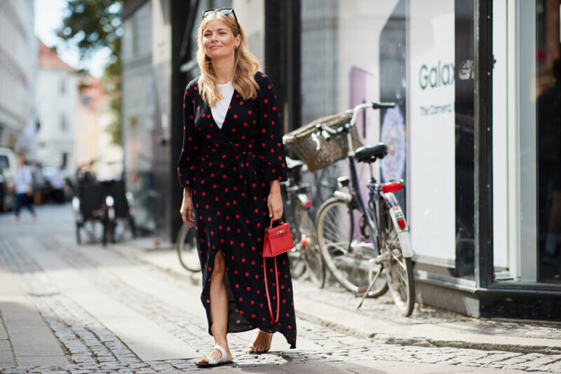 Mie Juel Köpenhamns modevecka streetstyle
