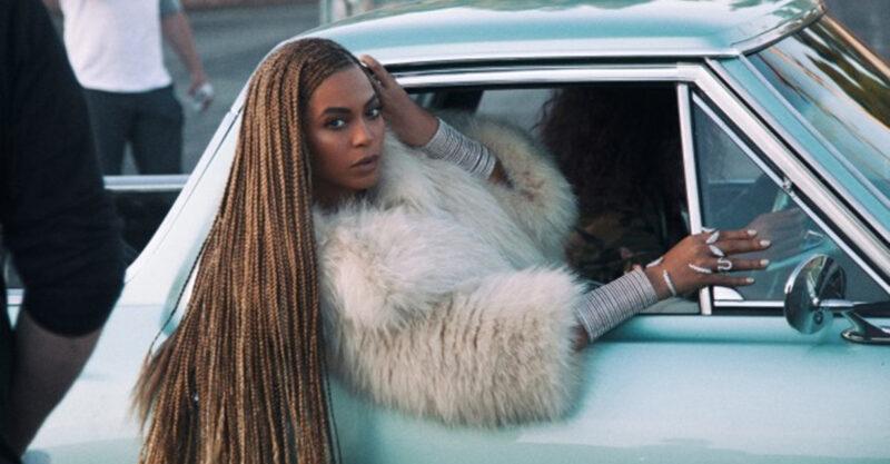 Beyoncé i albumet Lemonade