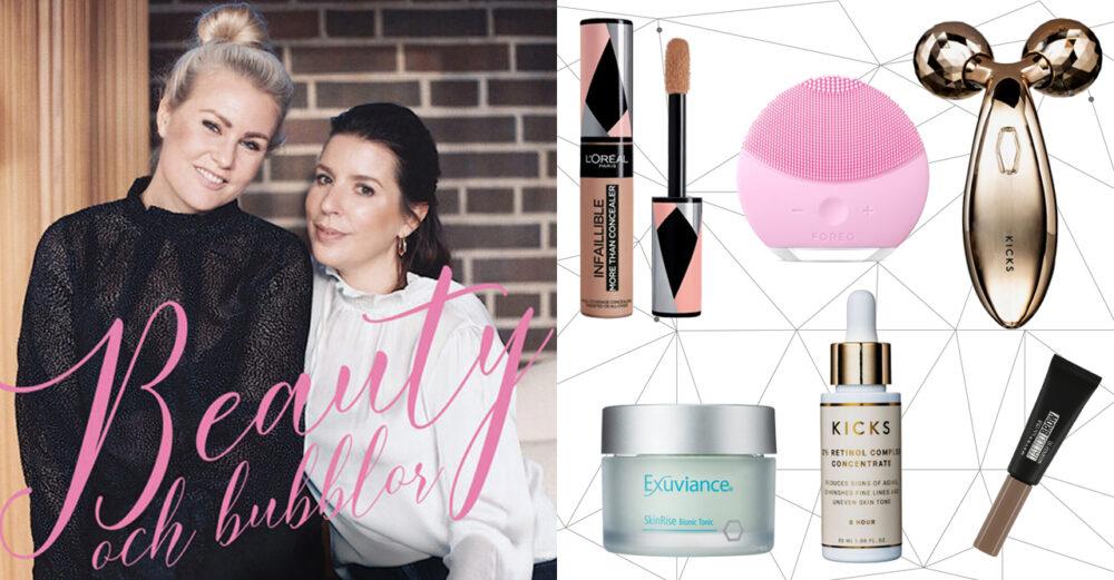 Beauty & Bubblor, shoppinglista vecka 17