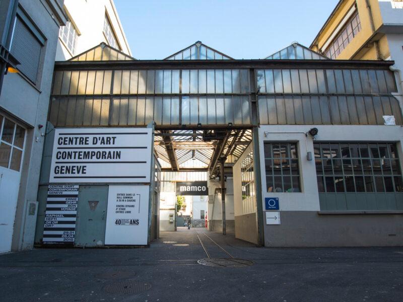 Muséet Mamco i Genève