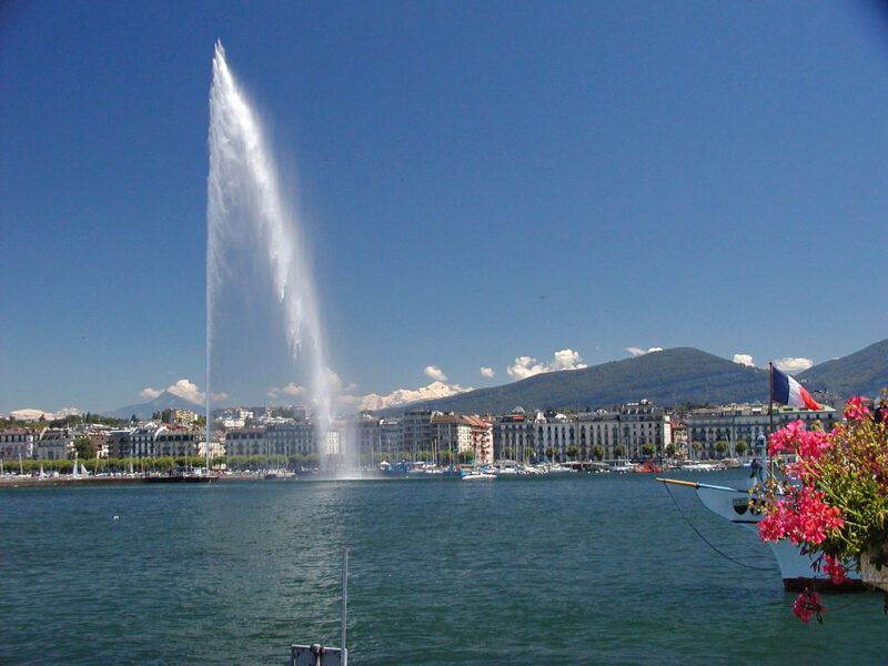 Genèvesjön