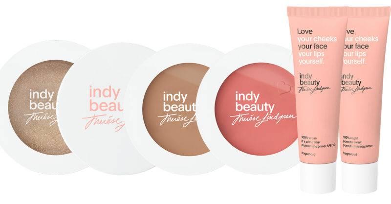 Bildresultat för indy beauty smink