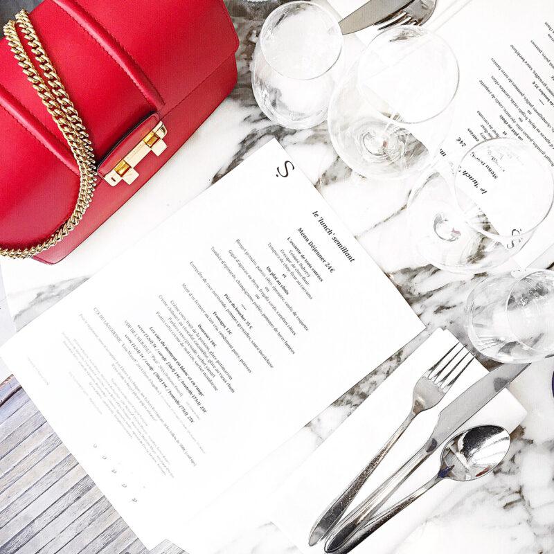 Käka lunch på restaurangen Semilla.