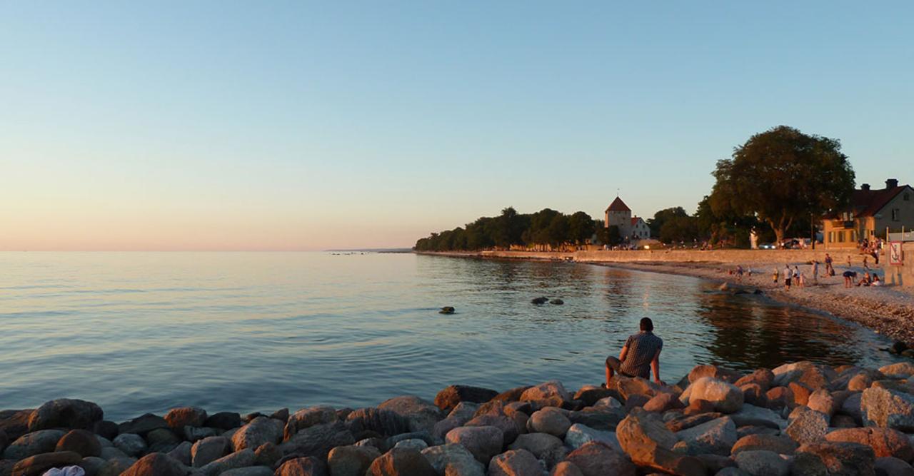 14 stränder på Gotland du inte får missa i sommar | ELLE