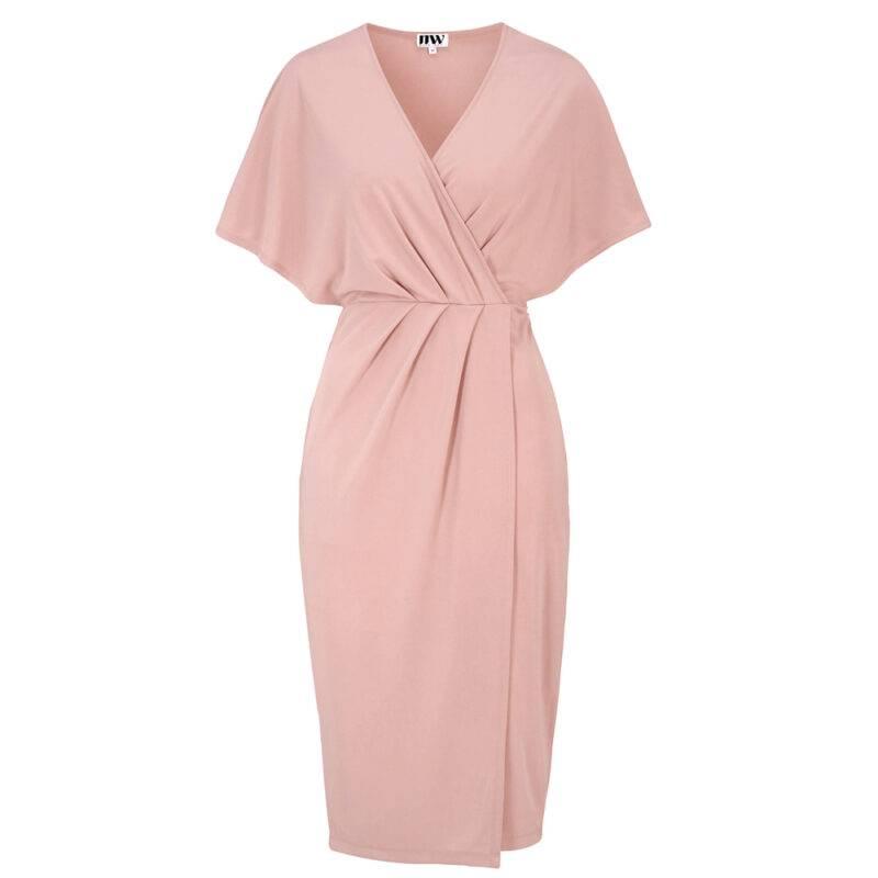 Rosa klänning klädkod