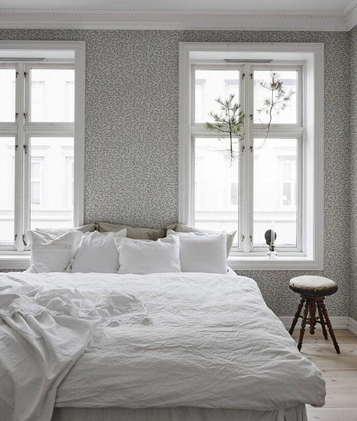 snygga tapeter sovrum