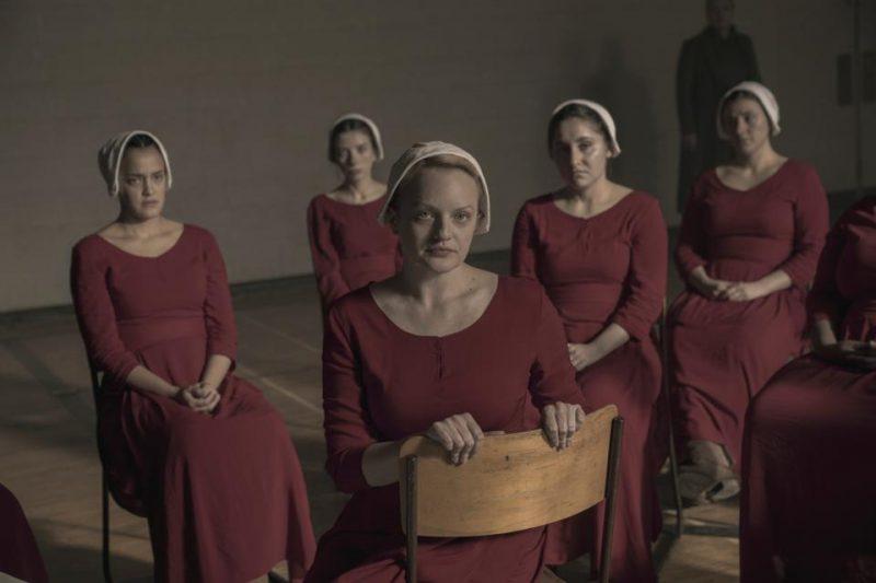 June från The Handmaid's Tale