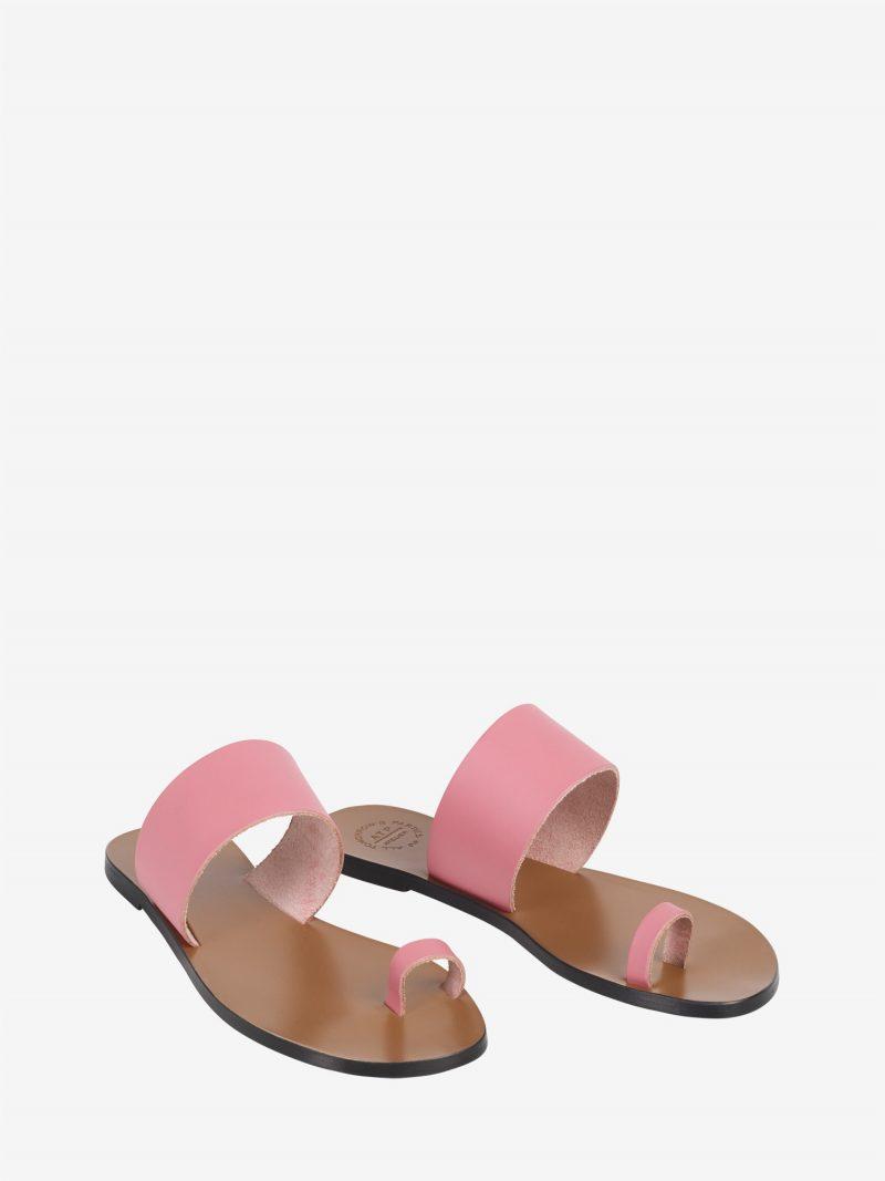 Rosa sandaler från ATP Atelier
