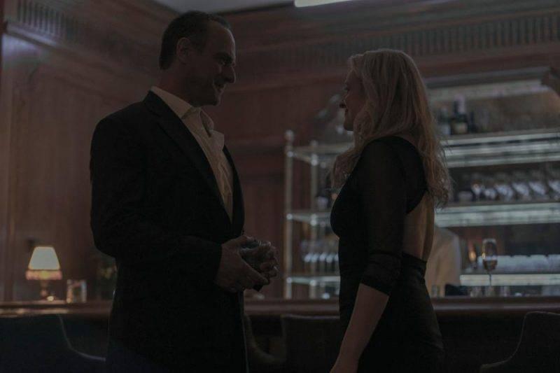 June och Billy från The Handmaids Tale i dialog