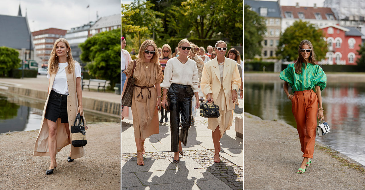 Streetstyle från Copenhagen Fashion Week SS20 | ELLE