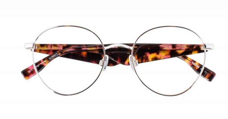 Runda bågar solglasögon från från Viktor&Rolf x Specsavers