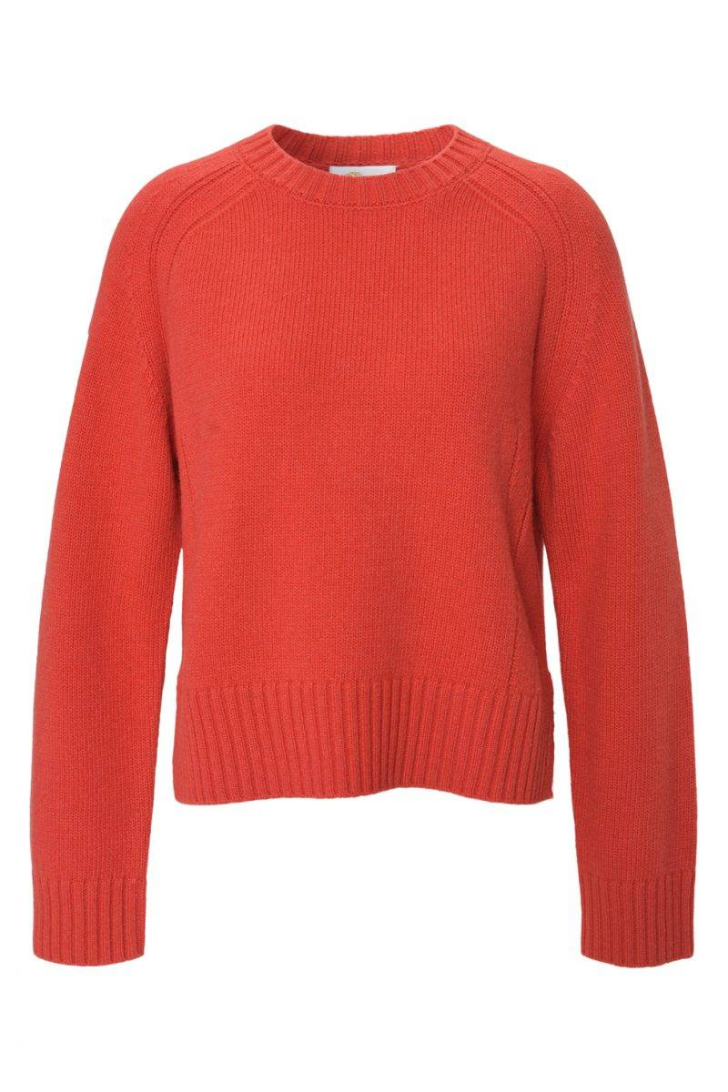 Maria Westerlind x MQ röd tröja