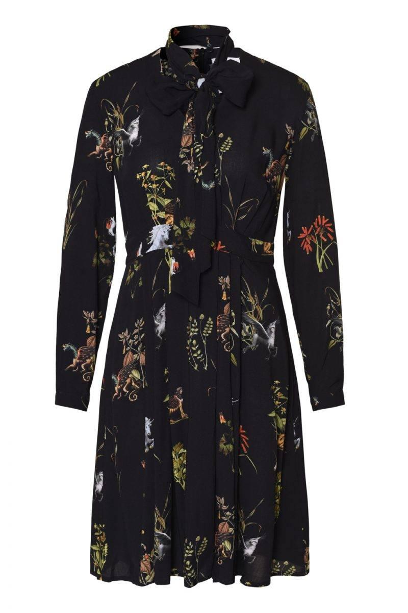 Maria Westerlind x MQ blommig klänning