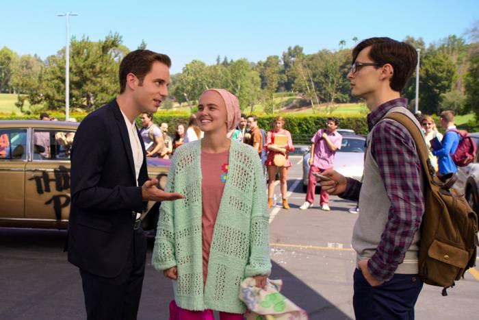 En bild ur tv-serien The Politician, som har premiär på Netflix den 27 september 2019.