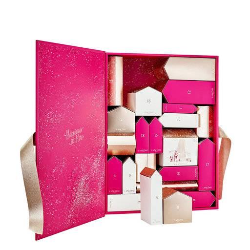 Rosa kalender från Lancôme
