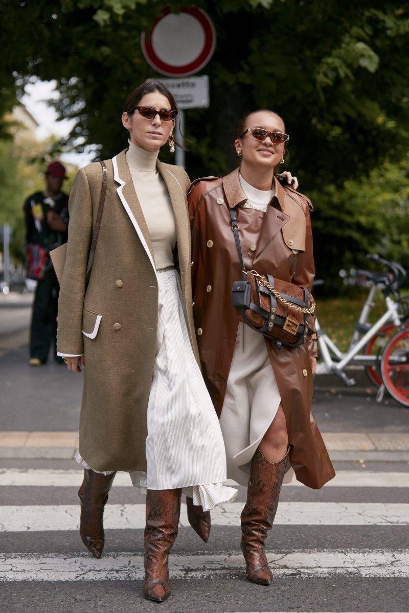 Milano Fashion Week Streetstyle SS20.