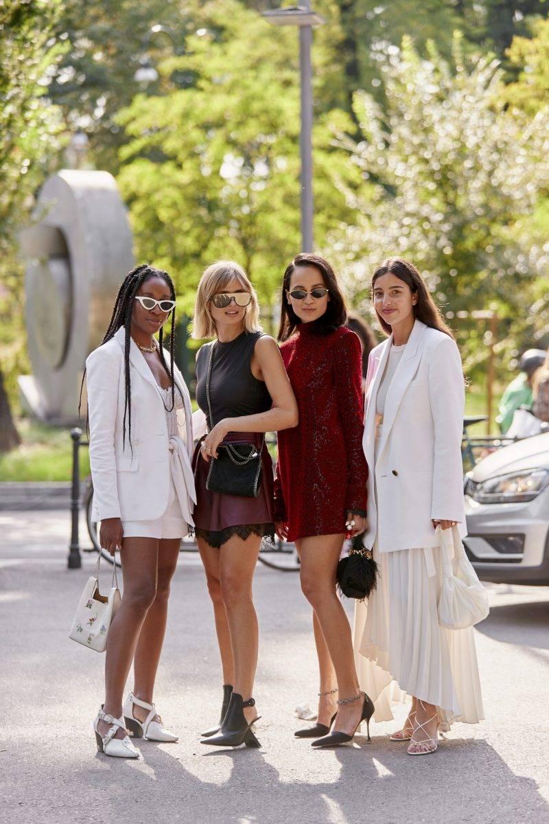 Milano Fashion Week Streetstyle SS20- Streetstylegäng.