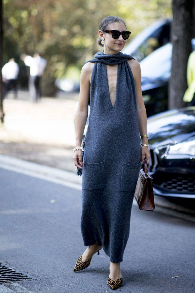 Milano Fashion Week Streetstyle SS20. jenny Walton.
