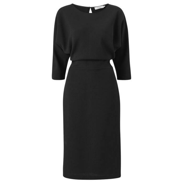 Svart klänning från Isabella Löwengrip x Stylein för Ellos