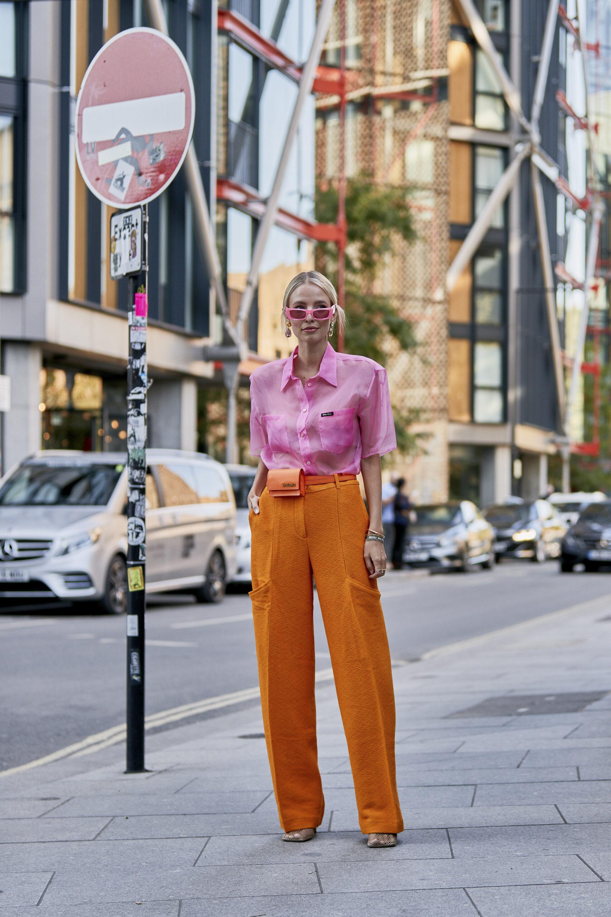 london fashion week streetstyle elle 76 | ELLE