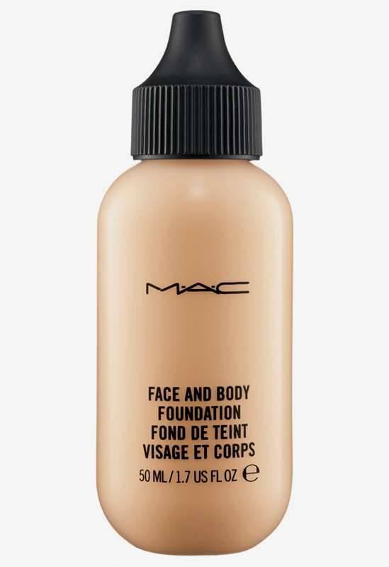 Face and Body foundation från MAC.