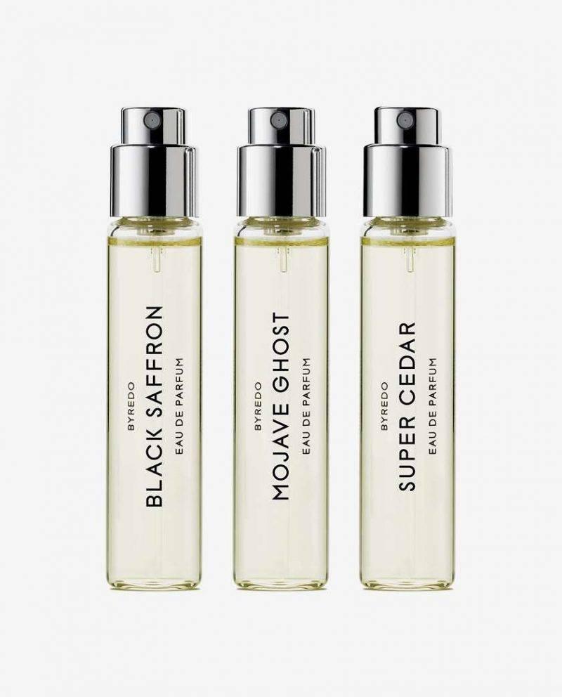 Byredos parfym La sélection boisée.