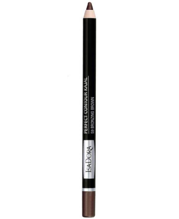 Perfect contour kajal 59 bronzing brown från Isadora.