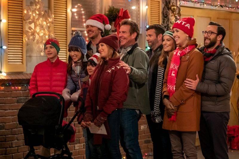 Merry Happy Whatever har premiär på Netflix i november