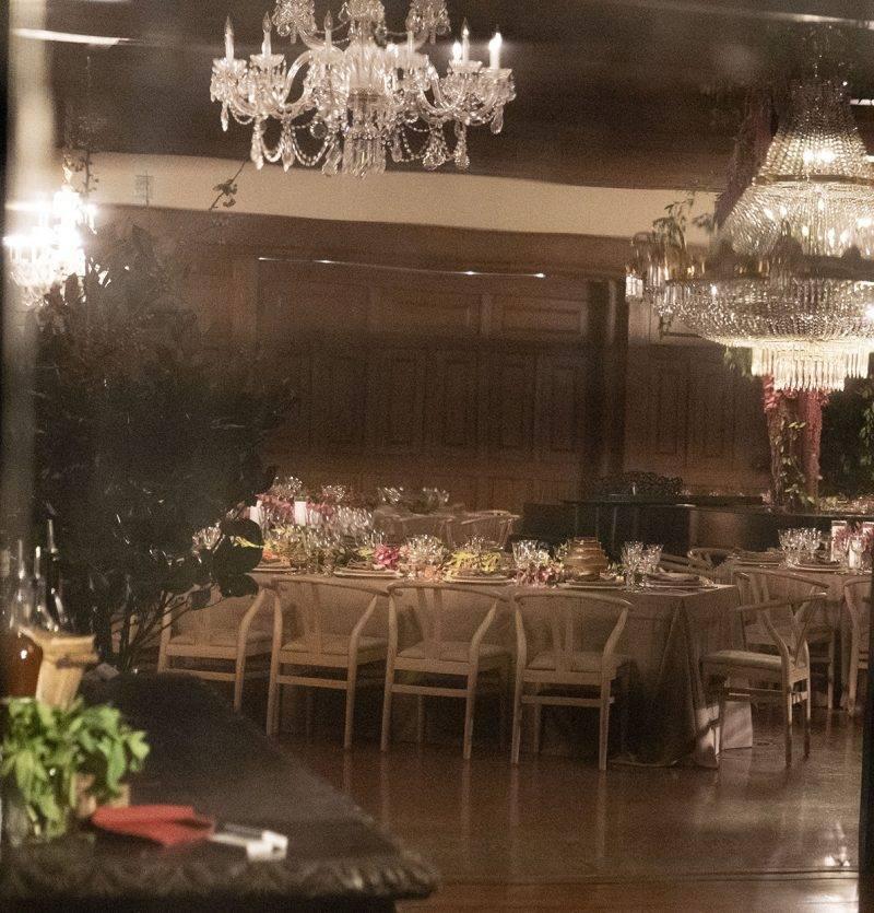 Dukningen under Jennifer Lawrence bröllop