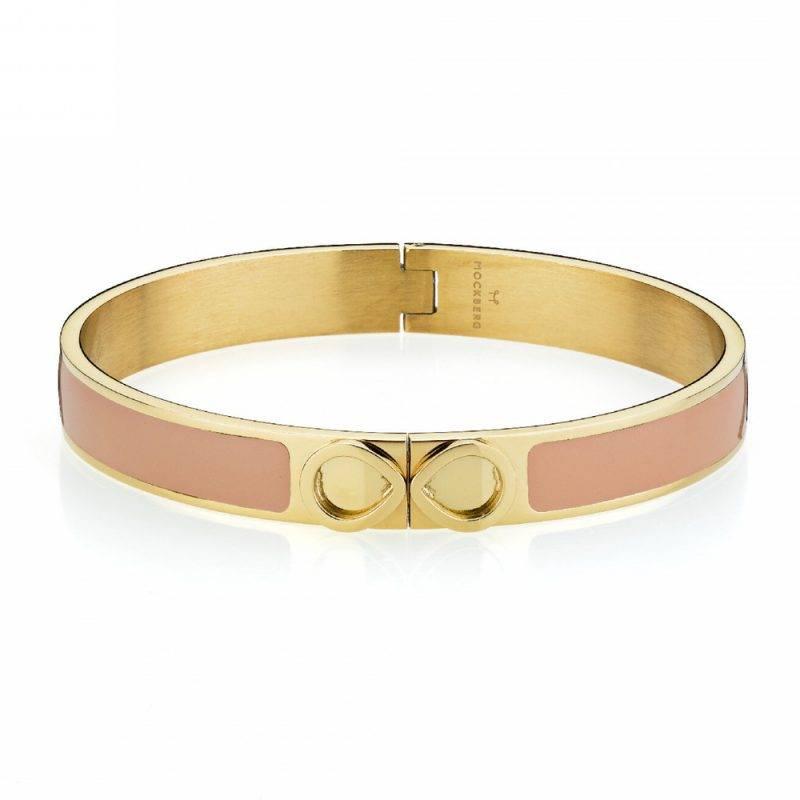 Mockberg smycke med infinity-märke