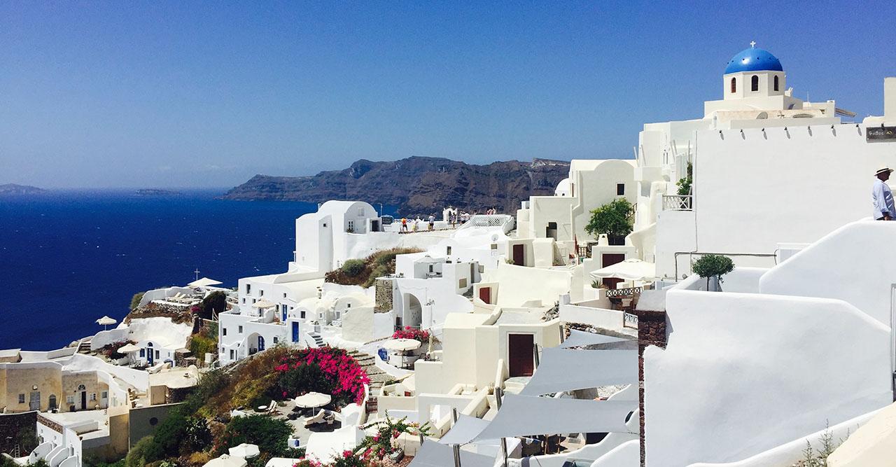 Öluffa på lyxresa i Grekland – och få betalt!